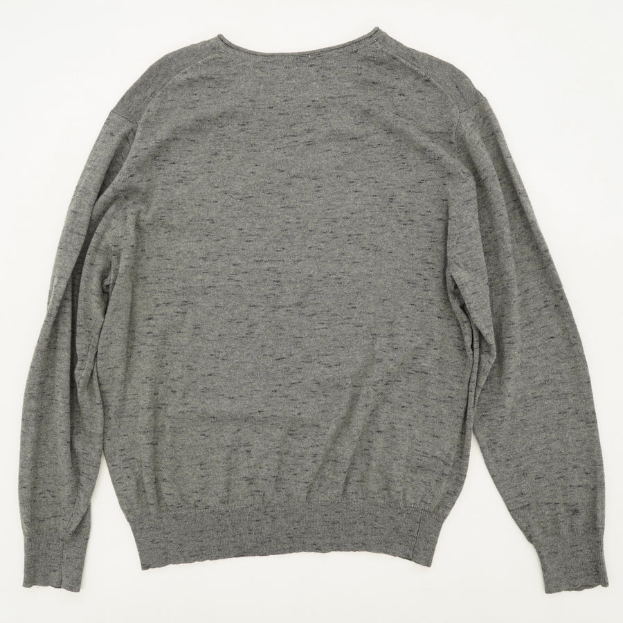 Gray Heather Pullover Size L