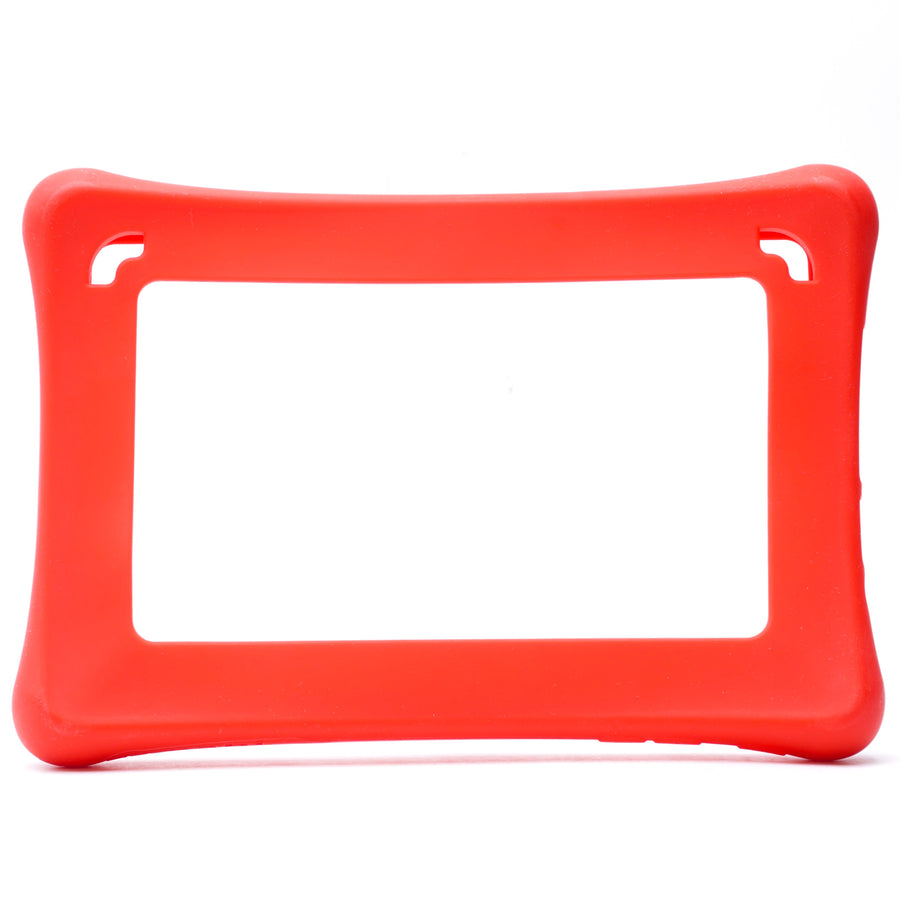 Silicone Case for Nabi Tablet Red