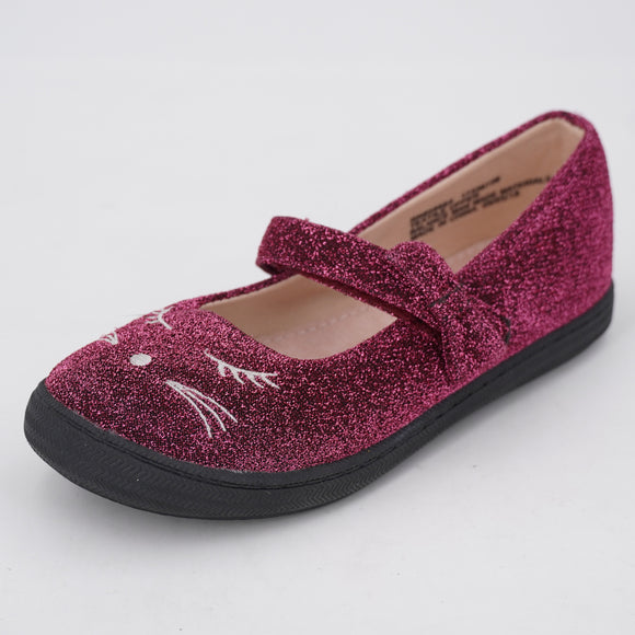 Cat Glitter Mary Jane Size 11