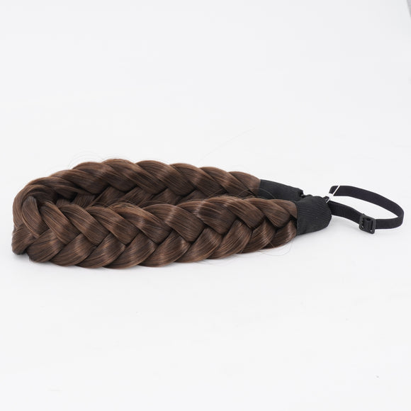 Halo Braid Headband Blended