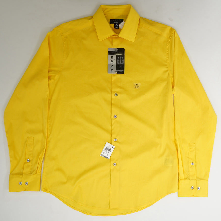 Alfatech Long Sleeve Button Down