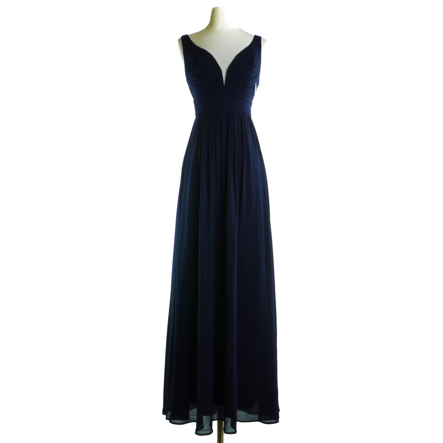 Sweetheart Neckline Maxi Dress Size XS