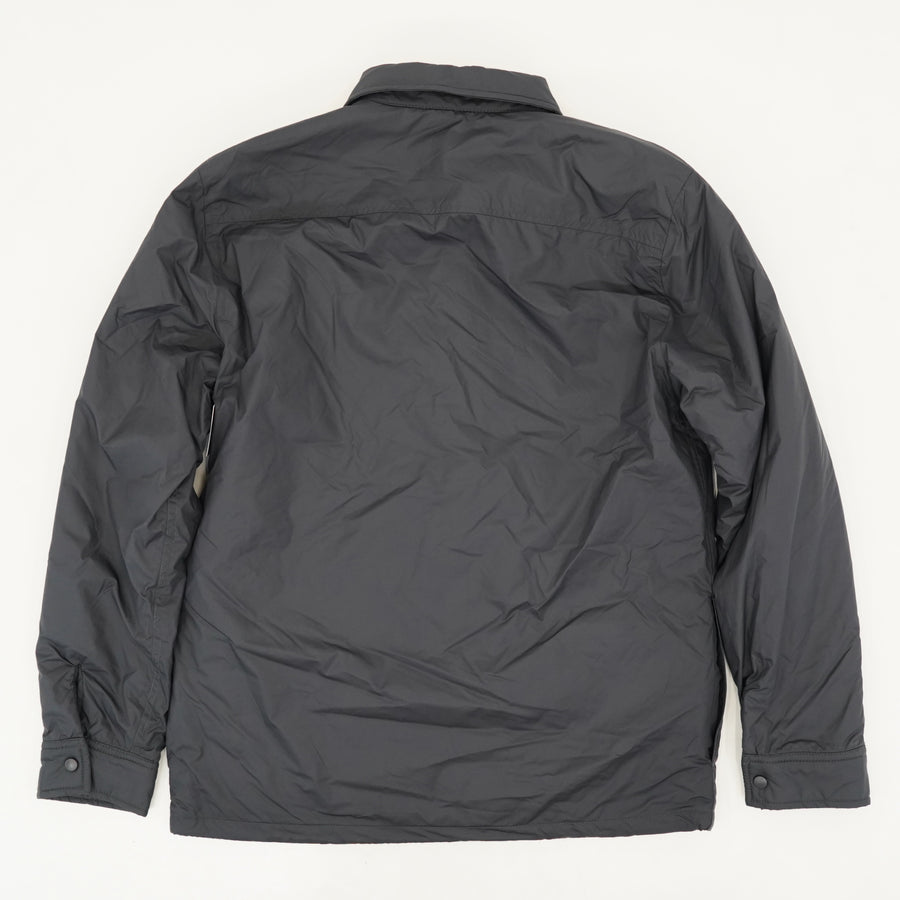 Collared Button-Up Windbreaker - Size M