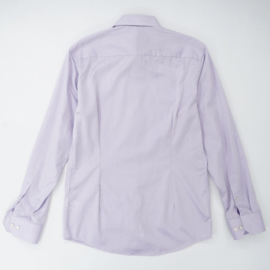Lavender Button Down Shirt Size 15.5