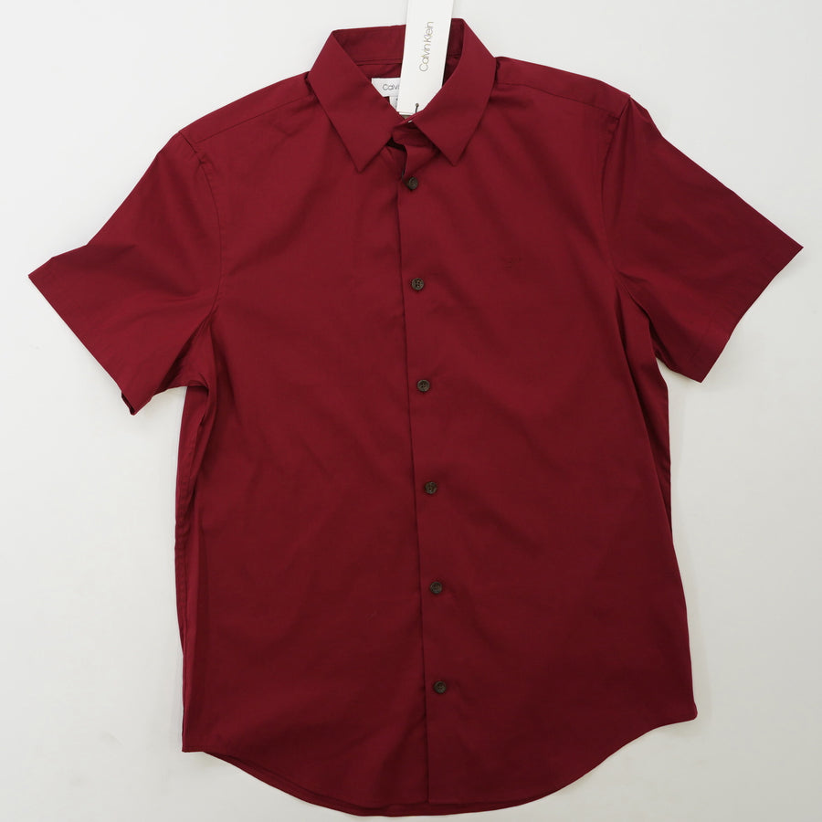 Core Plus Short Sleeve Button Down Size XS
