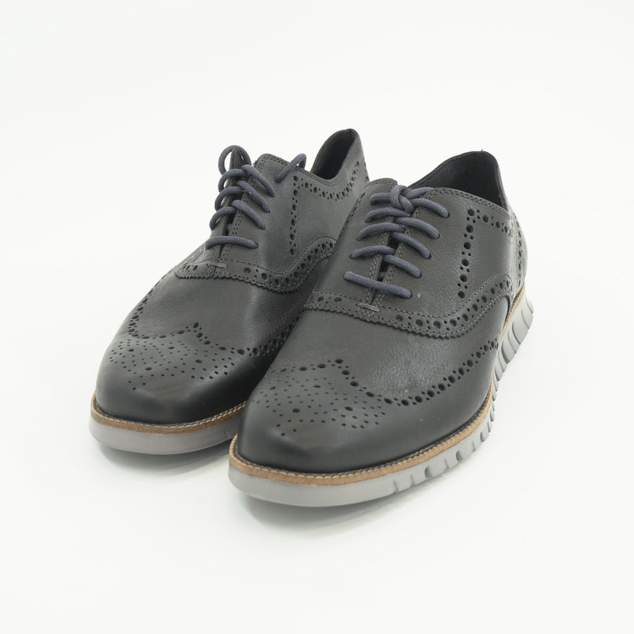 Zerogrand Wingtip Oxford Dress Shoes Size 12