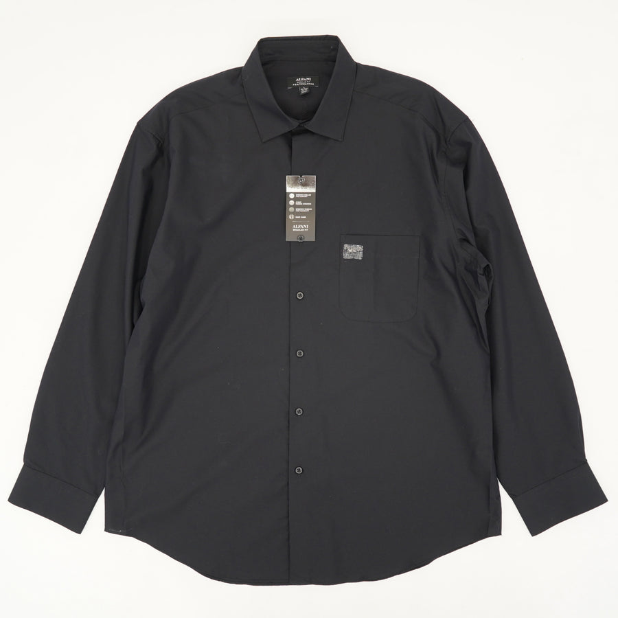 Regular Fit Performance Button Up Size 34-35