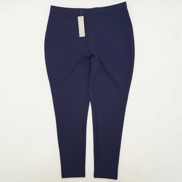Navy Blue Leggings Size 8P