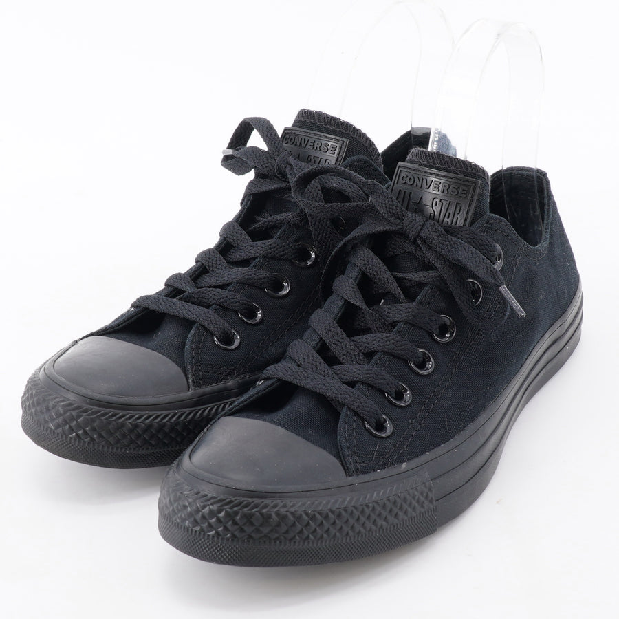 Canvas Low Top Sneakers Size 7