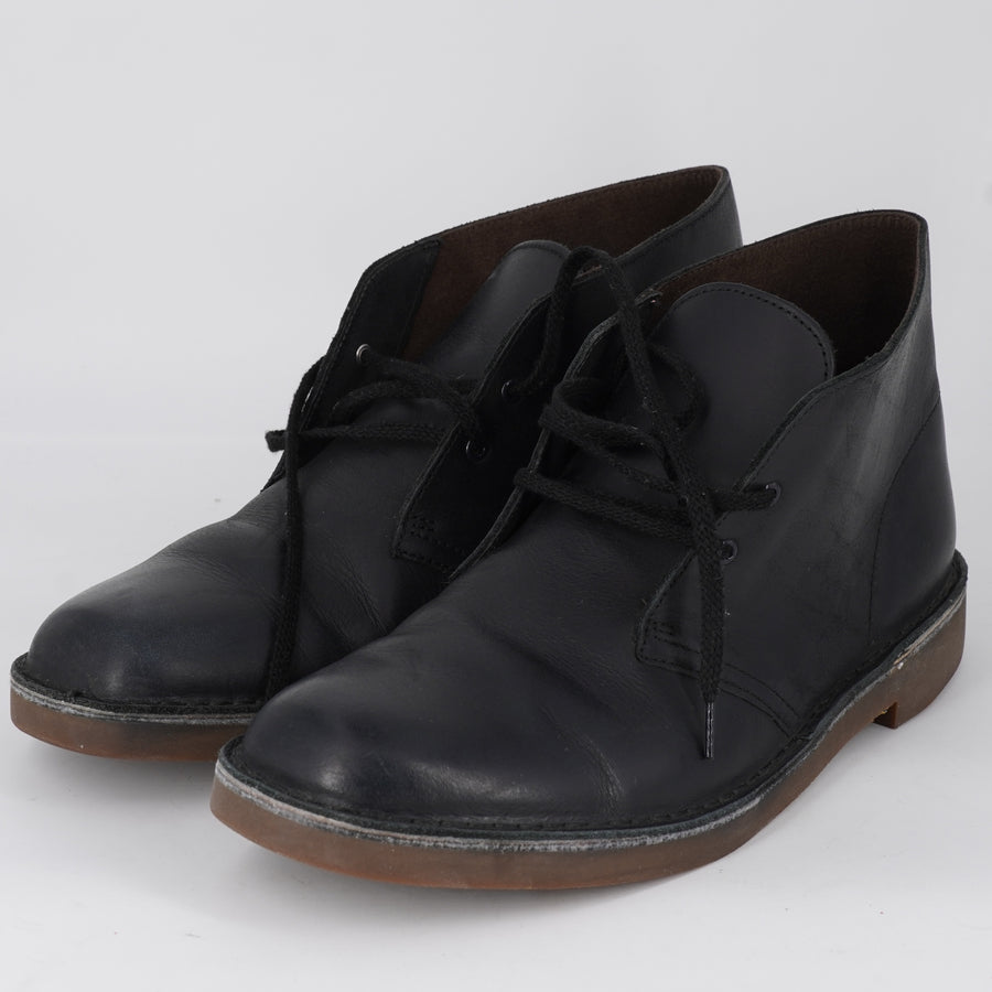 Desert Boot Black Size 11