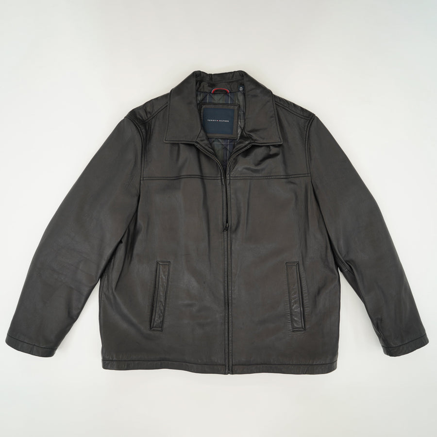 Classic Leather Jacket Size 2XL