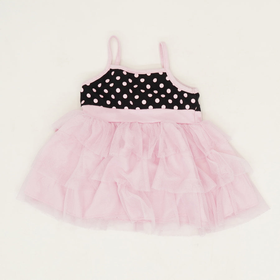 Tiered Tulle Dress Size 12M
