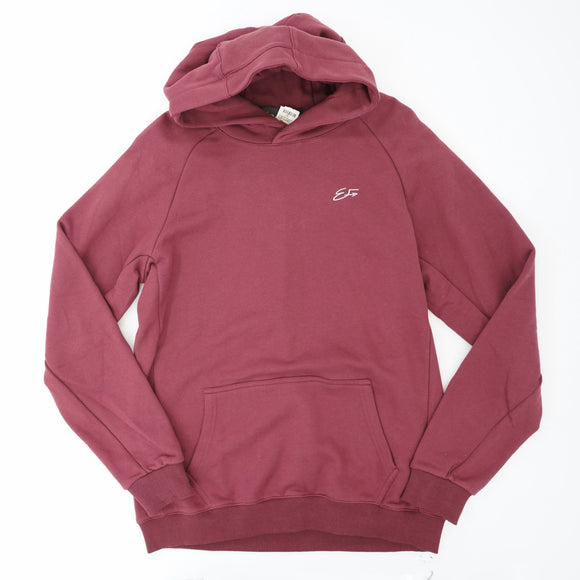 Long Sleeve Hooded Pullover Sweater