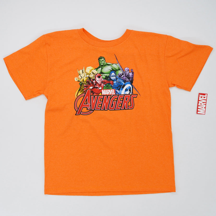 Marvel Avengers Graphic Tee