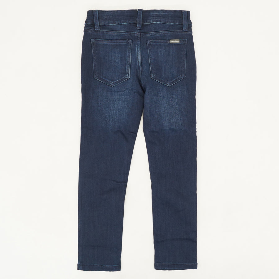 Flex Brushed Back Jeans