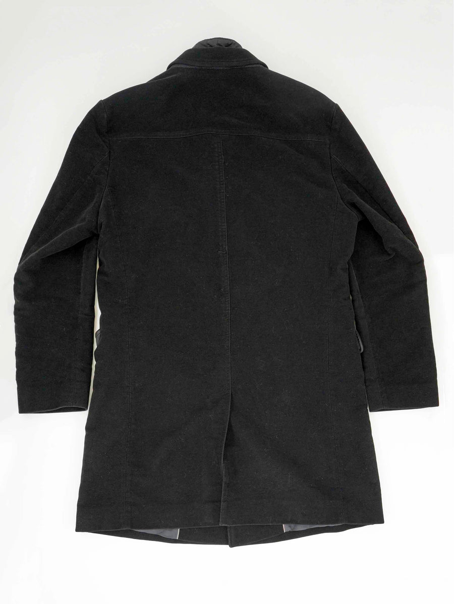 Single Breasted Mid Length Coat Size 44R