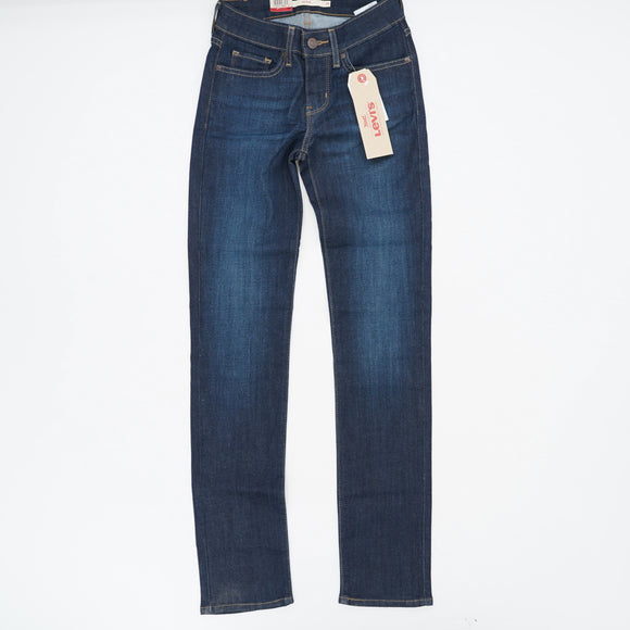 712 Slim Mid Rise Jeans Size 24 (00)