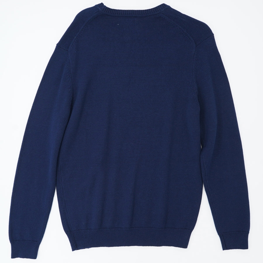 Navy Blue Trend Sweater