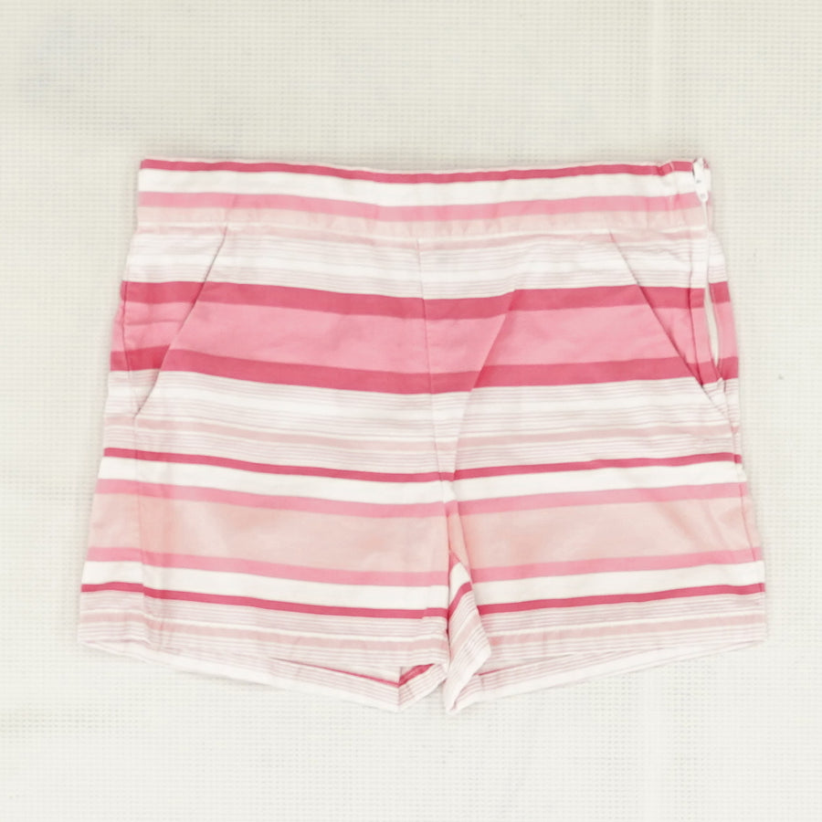 Striped Shorts Size 8