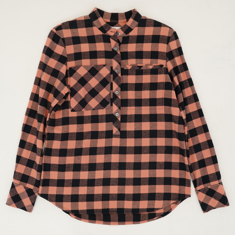10 Crosby Long Sleeve Flannel Size 4