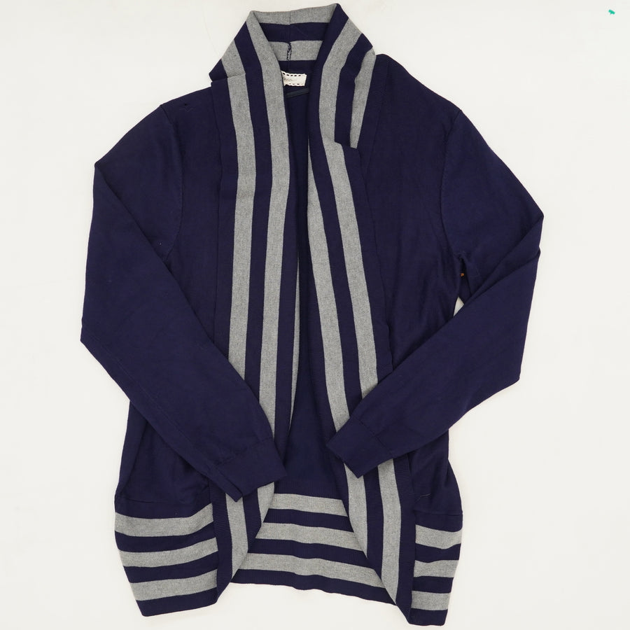 Open Front Stretch Cardigan S