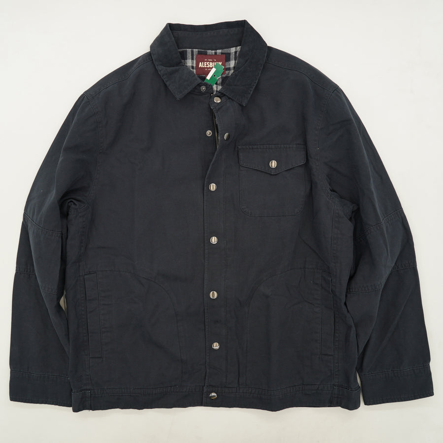 Plaid Lined Arlo Work Jacket Size XL