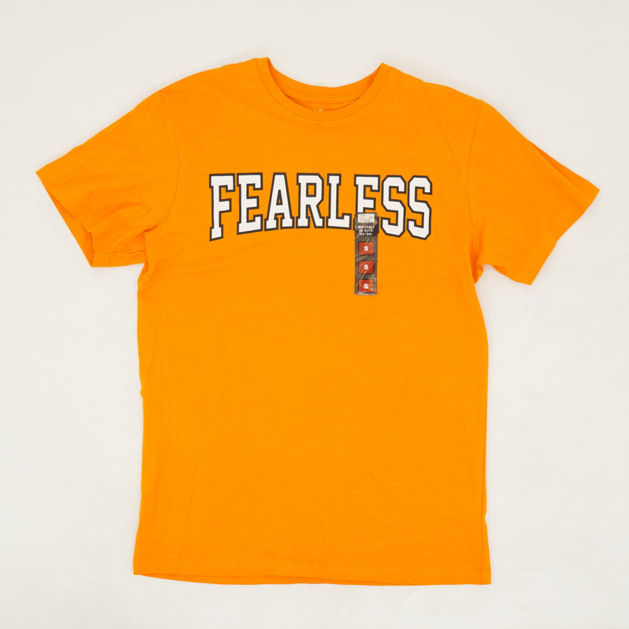 Fearless Graphic Tee - Size S