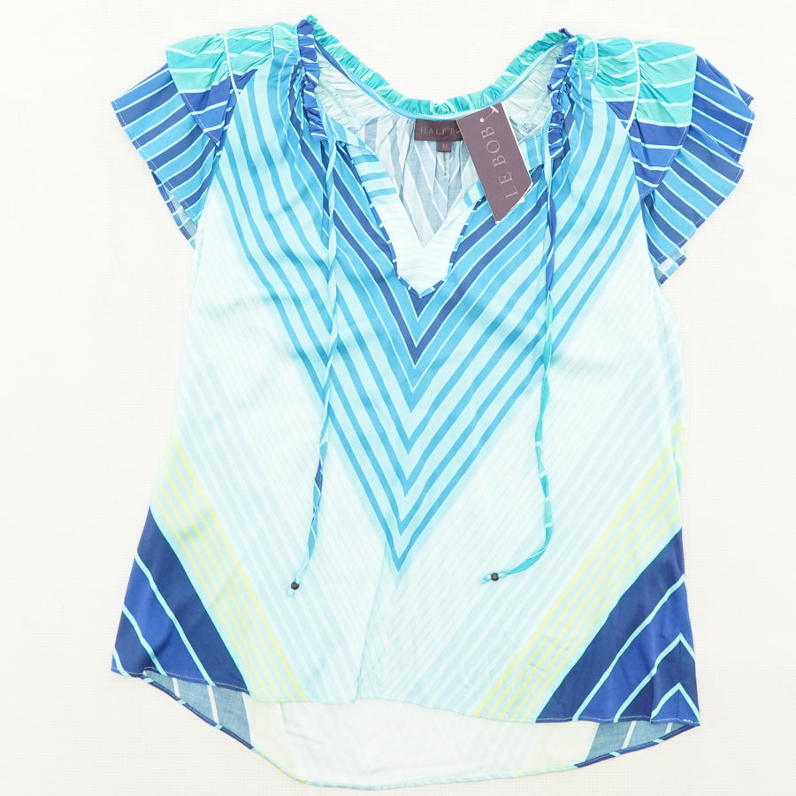 Stella Tiered Sleeve Top Size XS, M