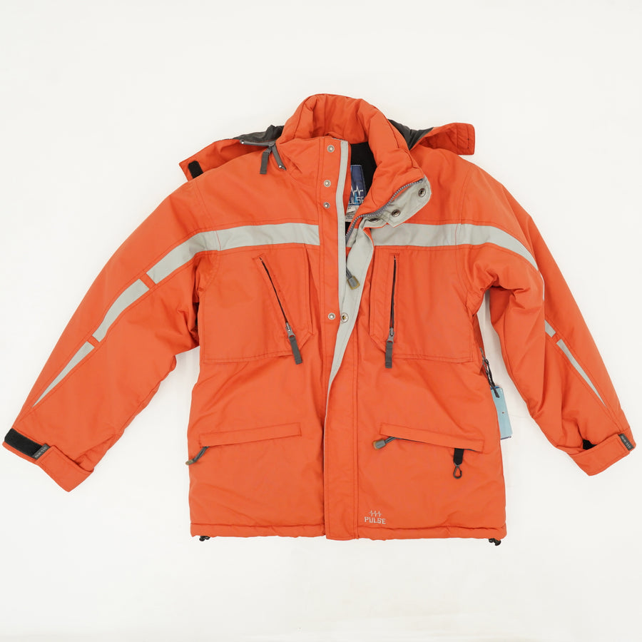 Insulted Hooded Jacket - Size M