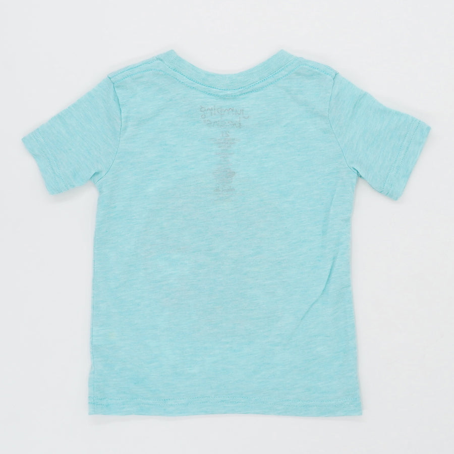 Totally Pawsome Tee Size 2T