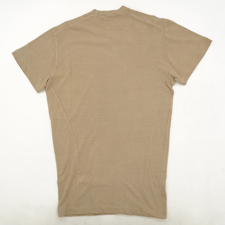 Beige Graphic T-Shirt Size S
