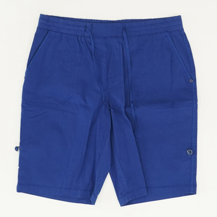 Pull On Roll Up Short Size 8