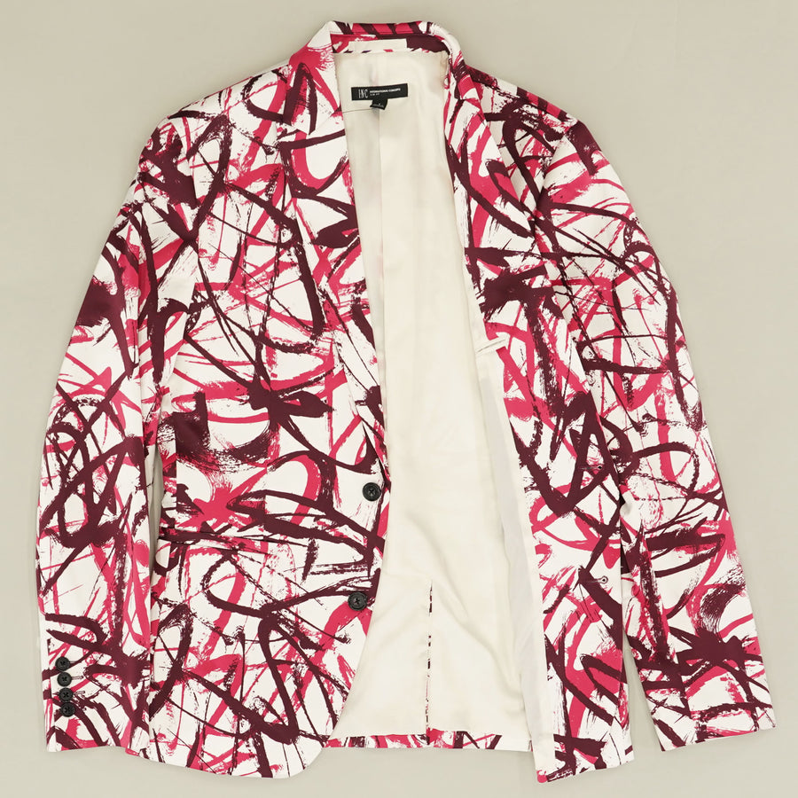 Abstract Neil Slim Fit Coat Size S- XXL