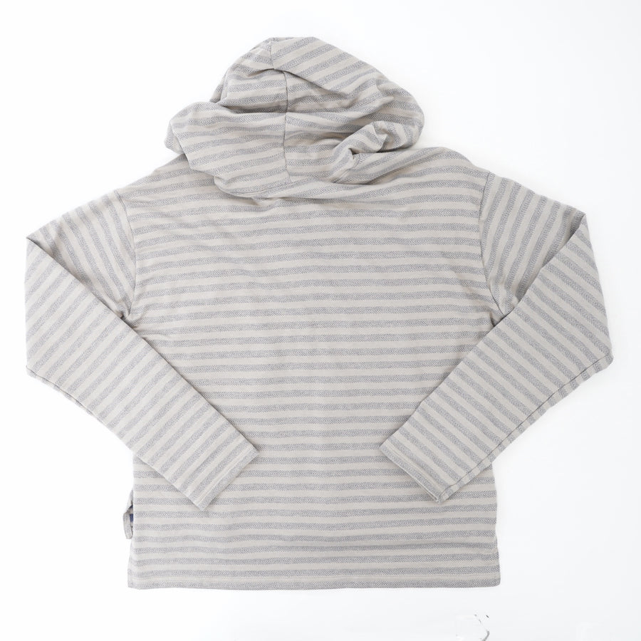 Long Sleeve Zip-Up Hooded Sweatshirt