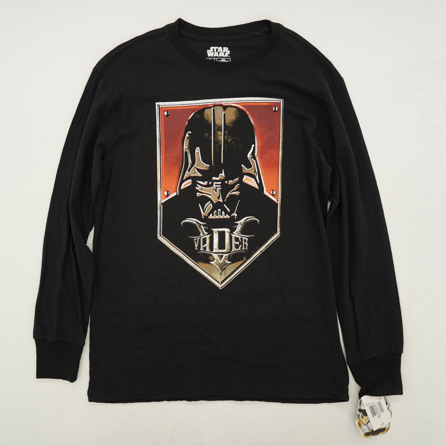 Darth Vader Long Sleeve Tee