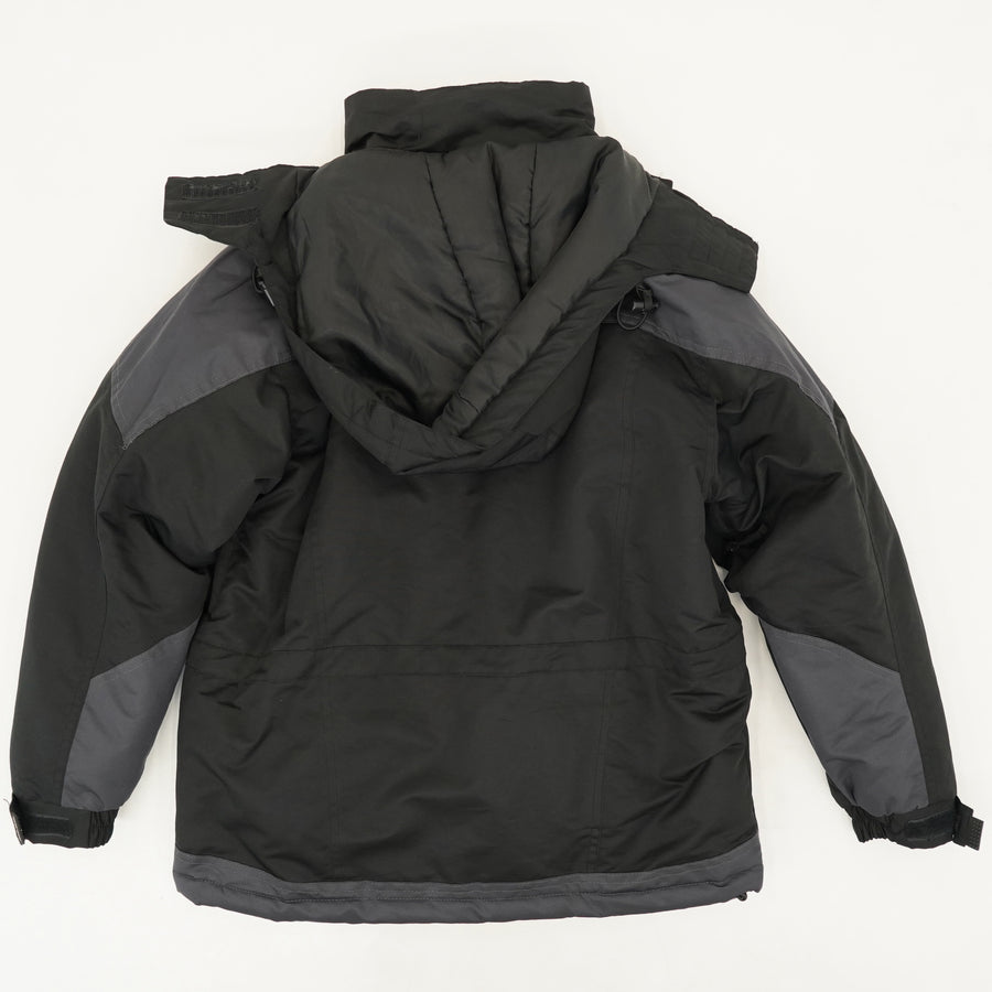 Insulated Hooded Jacket - Size L