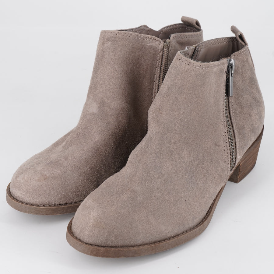 Brie Ankle Booties Size 6.5-Doe