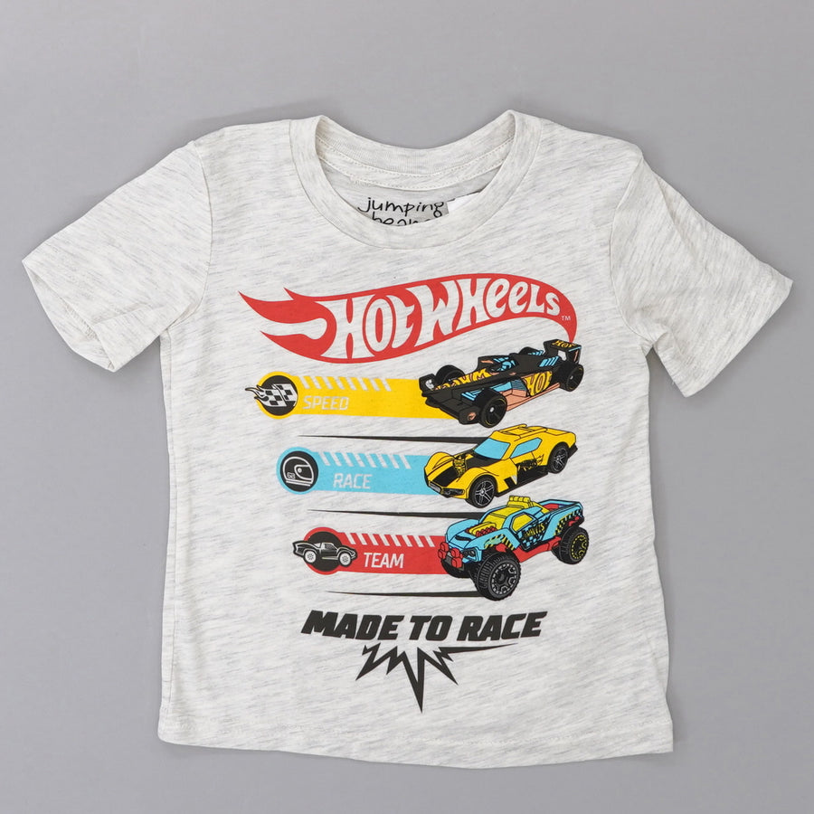 Hot Wheels Graphic Tee Size 2T