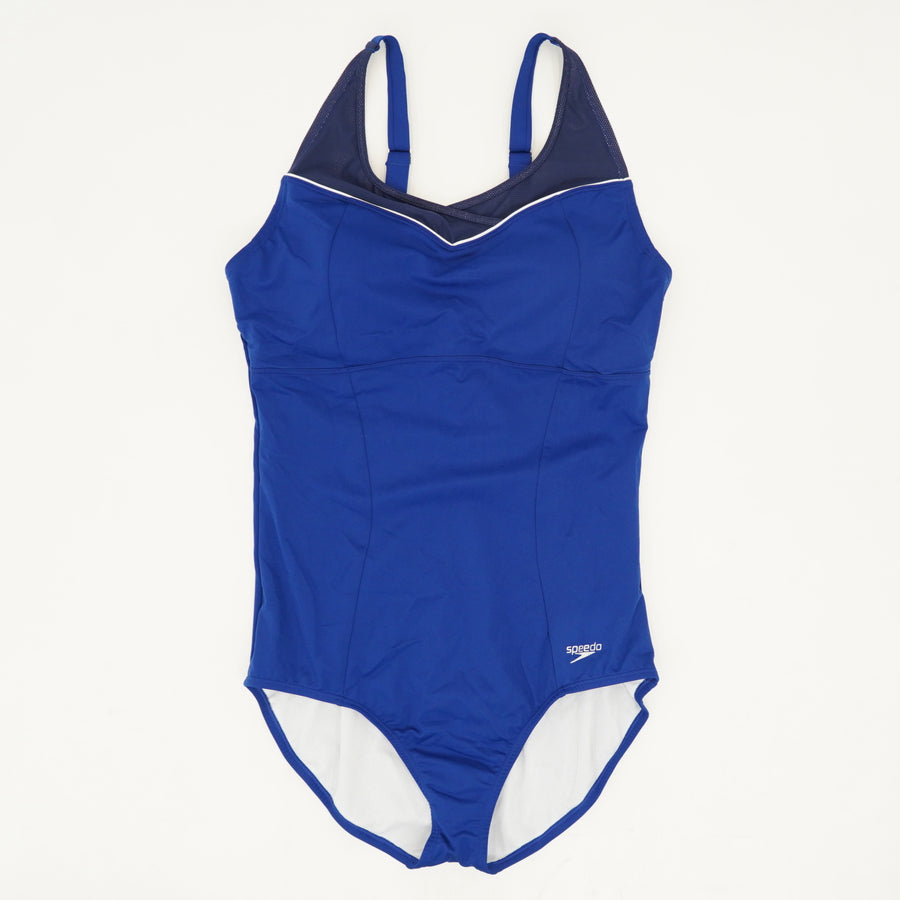 High Neck Endurance One Piece Size 14