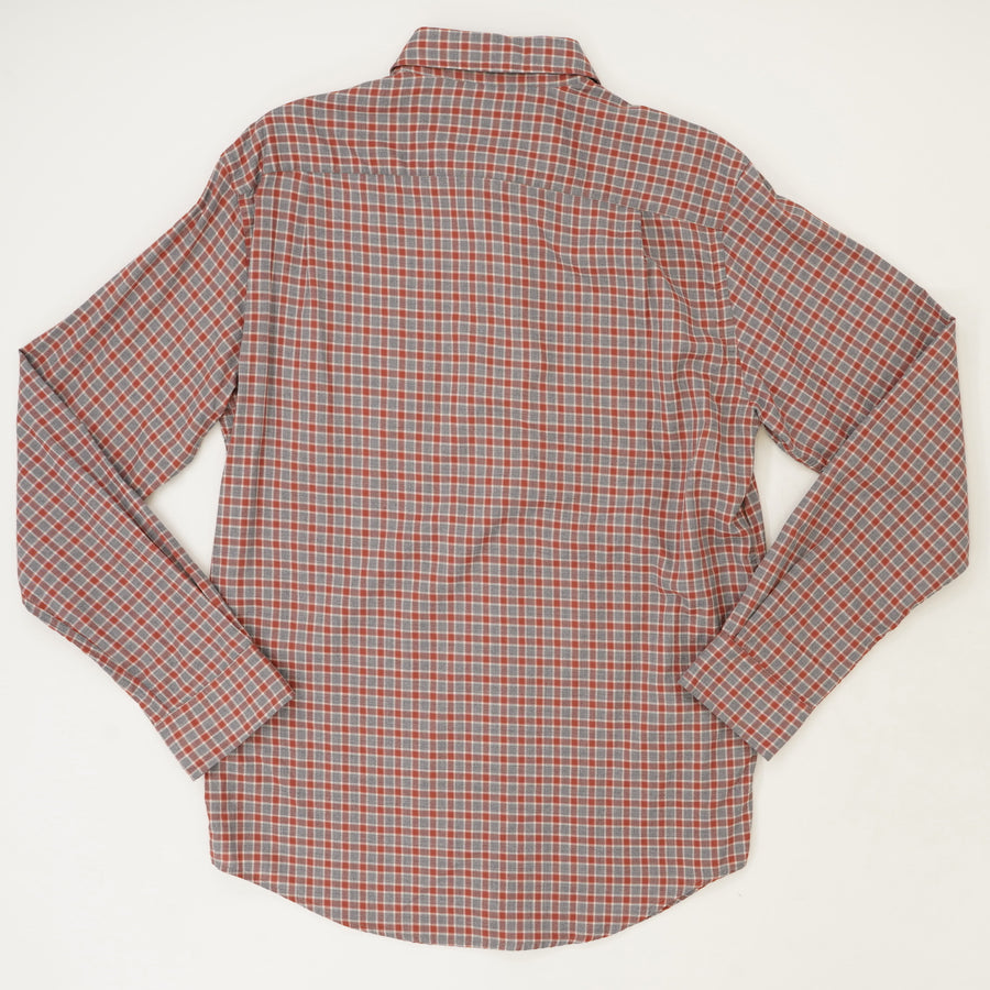 Gammons Long Sleeve Sport Fit Button Down Shirt Size M