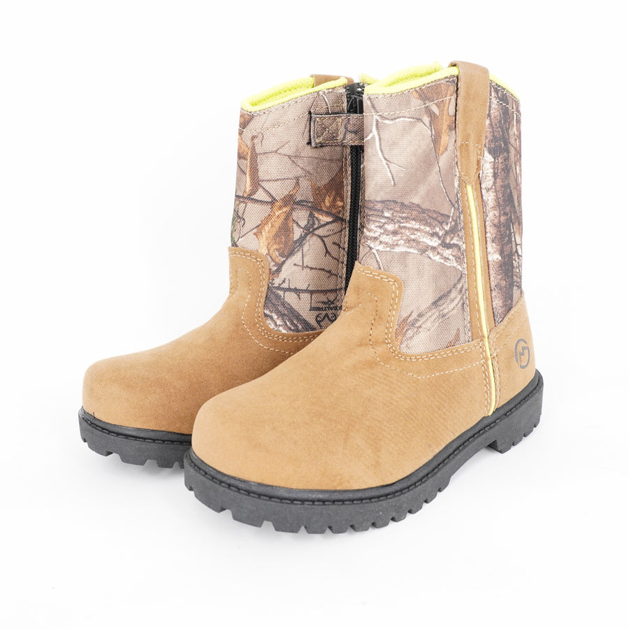 Boone Youth Boots