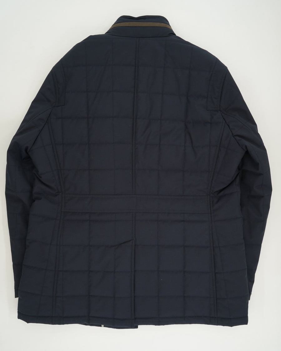 Single Breasted Coat Size XL