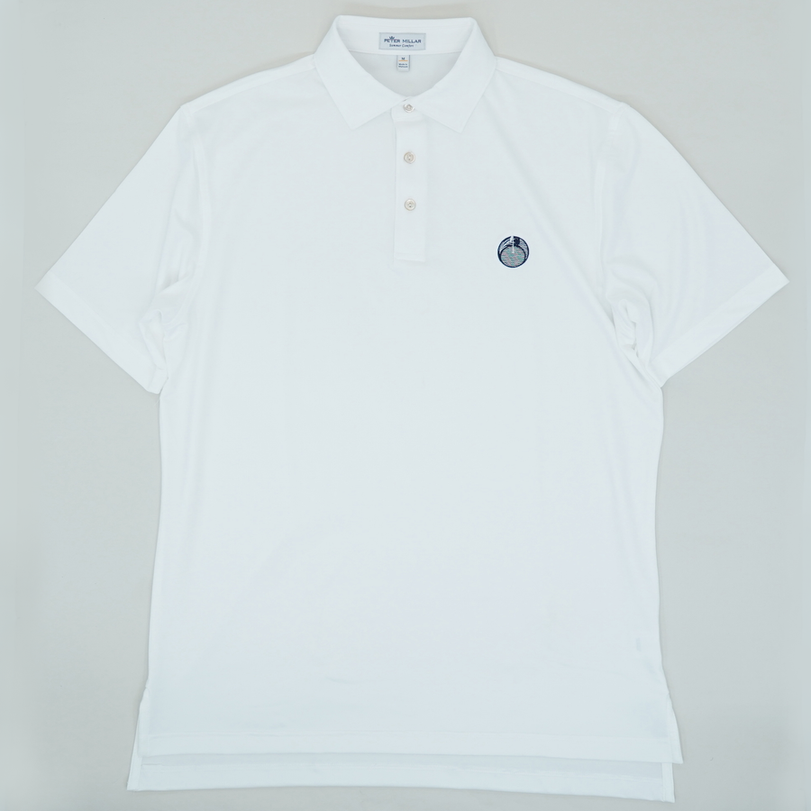 Solid Performance Polo Shirt - Size M