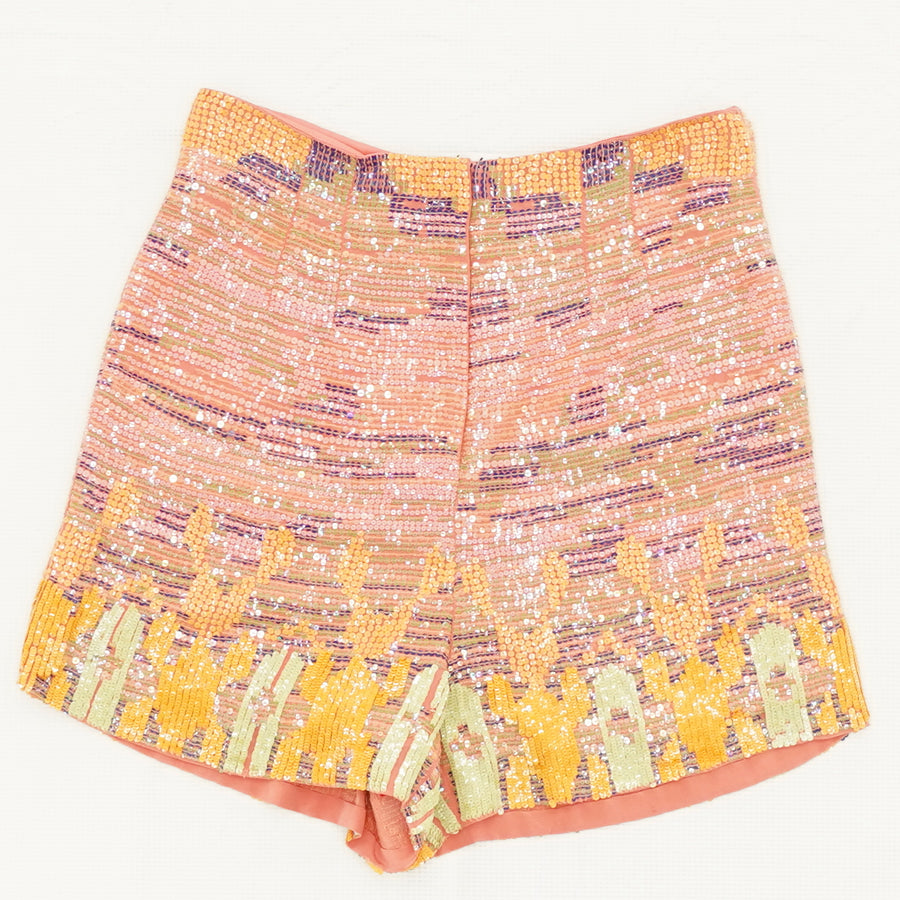 Sherbet Sequin Shorts Size 8