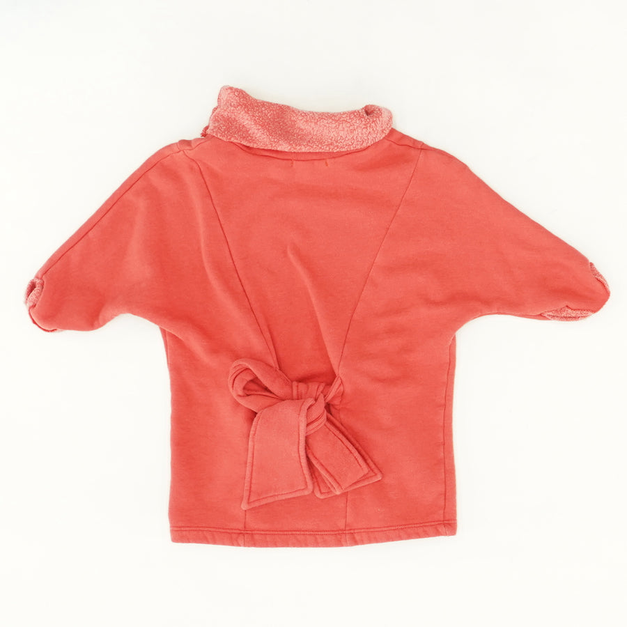 Red Turtleneck Pullover - Size 5
