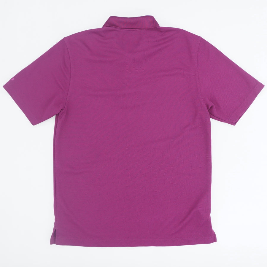 Purple Polo Shirt - Size L