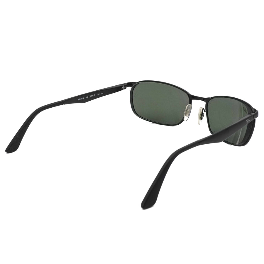 Gunmetal Prescription Sunglasses