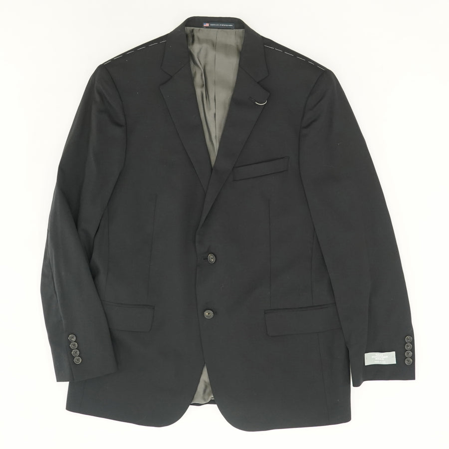 New York Classic Fit Wool Blend Blazer - Size 44R