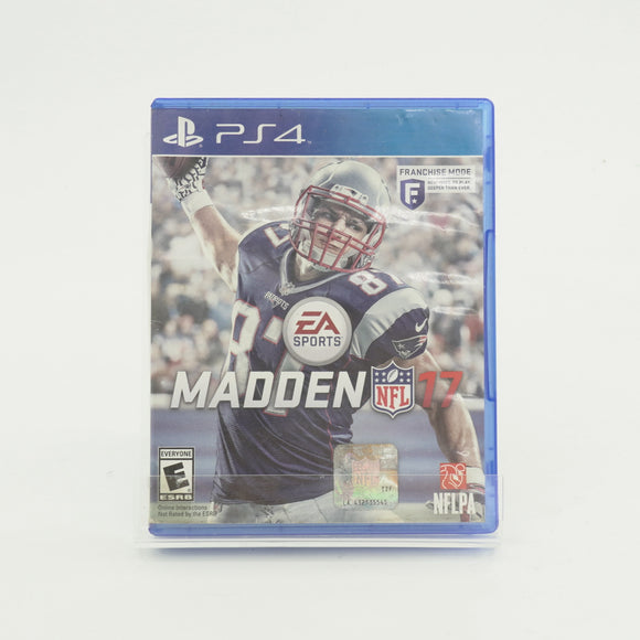 NFL Madden 17 Game for PS4