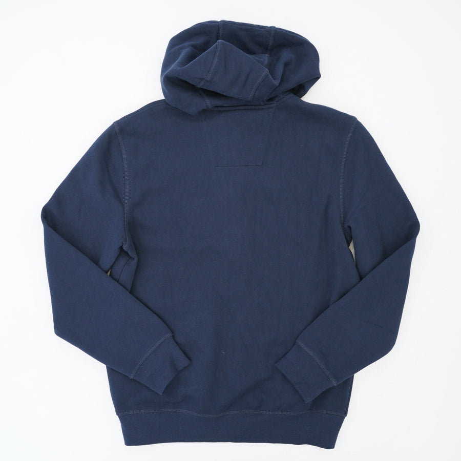 Navy Super Soft Full Zip Jacket Size S